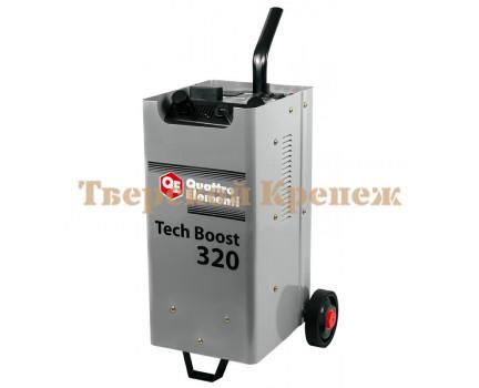 Пуско зарядное устройство QUATTRO ELEMENTI TECH BOOST 320