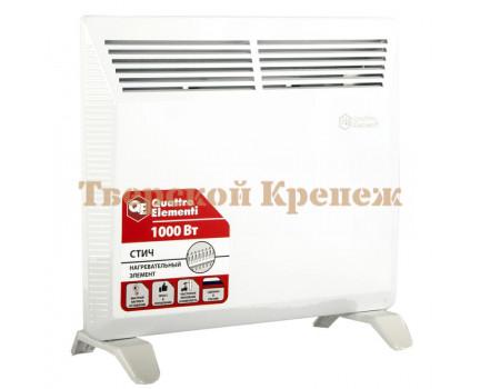 Электрический конвектор QUATTRO ELEMENTI QE-1000KS