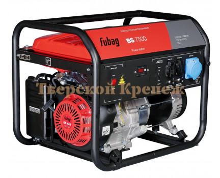 Генератор бензиновый FUBAG BS7500