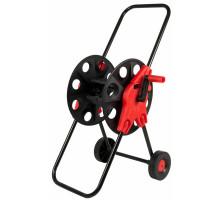 Катушка для садового шланга QUATTRO ELEMENTI большая с колесами