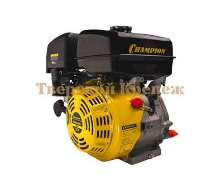 Двигатель бензиновый CHAMPION G390-1HK