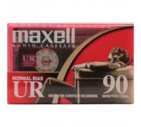 Кассета аудио MAXELL UR 90