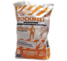 Противогололедный реагент ROCKMELT ПЕСКОСОЛЬ 20 кг