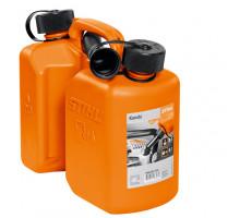 Канистра STIHL оранжевая 5 х 1,5 л