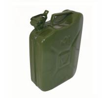 Канистра металлическая ГОСТ 10 литров
