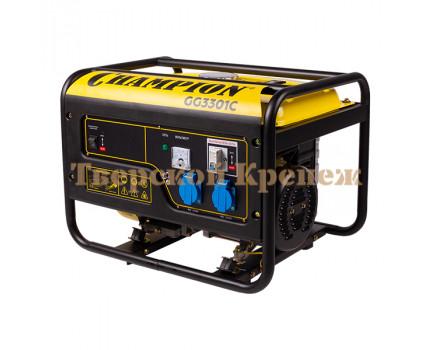 Генератор бензиновый CHAMPION GG3301С