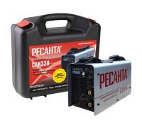 Сварочный инвертор РЕСАНТА САИ 220 КЕЙС