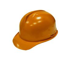 Каска защитная оранжевая BIBER