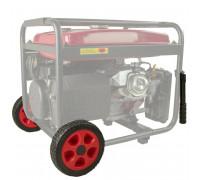 Комплект колес и ручек к генератору DDE