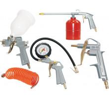 Набор пневмоинструмента FUBAG 5 предметов