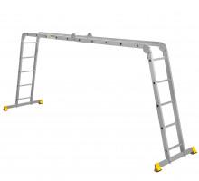 Лестница трансформер ALUMET 4 секции 5 ступени