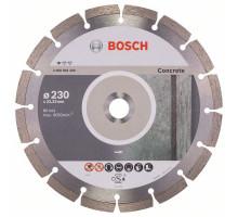 Диск алмазный BOSCH Standart Concrete 230x22