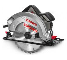 Дисковая пила CROWN 190-1500
