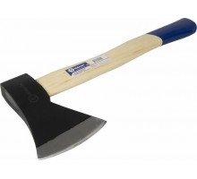 Топор с деревянной ручкой КОБАЛЬТ 800 гр.