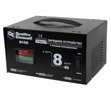 Зарядное устройство QUATTRO ELEMENTI BC 8М
