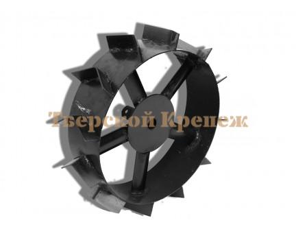 Колеса с грунтозацепами для мотоблока АГАТ 500х160 мм