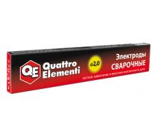 Электроды QUATTRO ELEMENTI ОЗС-12 D2.0 мм 1.0 кг