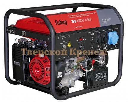 Генератор бензиновый FUBAG BS5500A ES