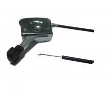 Трос газа мотоблока с ручкой АГАТ МБ 1350