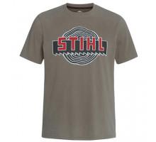 Футболка STIHL HERITAGE зеленая XL