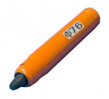 Вибронаконечник к вибратору ВЕКТОР 76 мм