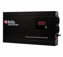 Стабилизатор напряжения QE STABILIA 1500 W-slim