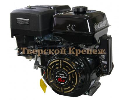 Двигатель бензиновый LIFAN 190FDC-D25 3А PRO