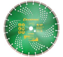 Диск алмазный CHAMPION PRO 350х25.4 LASER GRANITEK