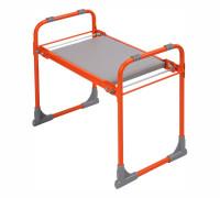 Скамейка складная с мягким сиденьем СКМ