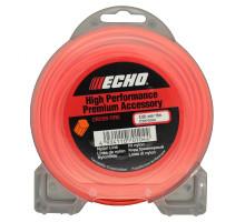 Леска триммерная ECHO Cross Fire Line 2.0 15 м
