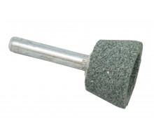 Шарошка абразивная ПРАКТИКА трапециевидная 25х16 мм