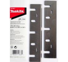 Ножи к электро рубанку MAKITA HM 1806 170 мм