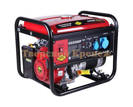 Генератор бензиновый DDE G550P