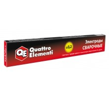Электроды QUATTRO ELEMENTI ОЗС-12 D3.2 мм 1.0 кг