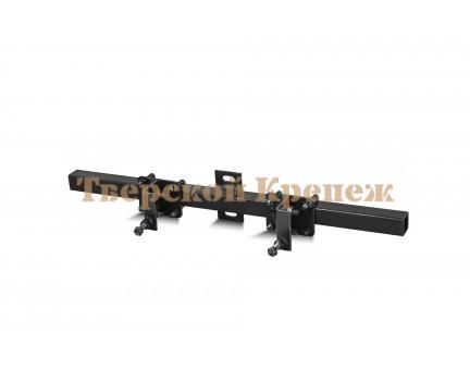 Рама с двумя замками СУ-4 для адаптера АМП 350