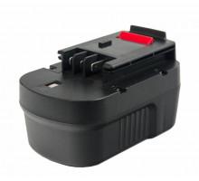 Аккумулятор ПРАКТИКА - BLACK&DECKER 14.4-1.5 А