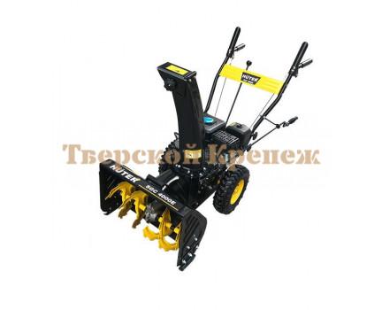 Снегоуборщик бензиновый HUTER SGC4000Е