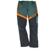 Защитные брюки для работы с кусторезом STIHL FS PROTECT M