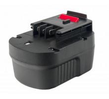 Аккумулятор ПРАКТИКА - BLACK&DECKER 12.0-1.5 А