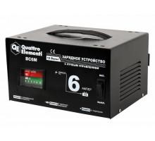 Зарядное устройство QUATTRO ELEMENTI BC 6М