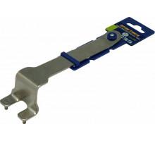 Ключ для УШМ изогнутый ПРАКТИКА ПРОФИ 30 мм