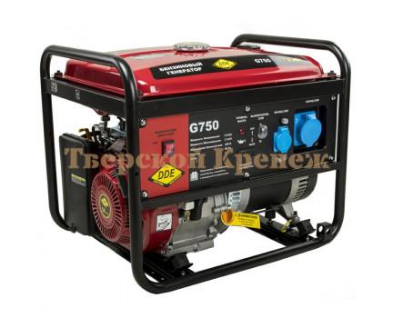 Генератор бензиновый DDE G750