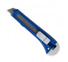 Нож строительный КОБАЛЬТ 18 мм пластик