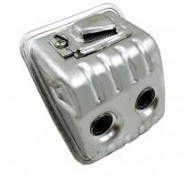 Глушитель HUSQVARNA 135/140/440/445/450 (UP)