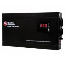Стабилизатор напряжения QE STABILIA 2000 W-slim