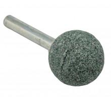 Шарошка абразивная ПРАКТИКА шарообразная 25 мм
