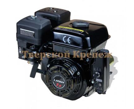 Двигатель бензиновый LIFAN 170FD-D19
