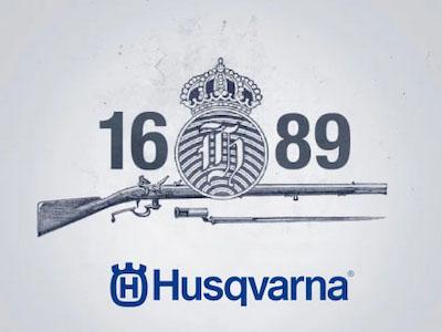 История компании HUSQVARNA