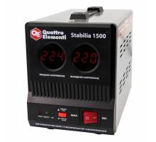 Стабилизатор напряжения QE STABILIA 1500