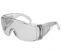 Очки защитные BIBER с дужками прозрачные